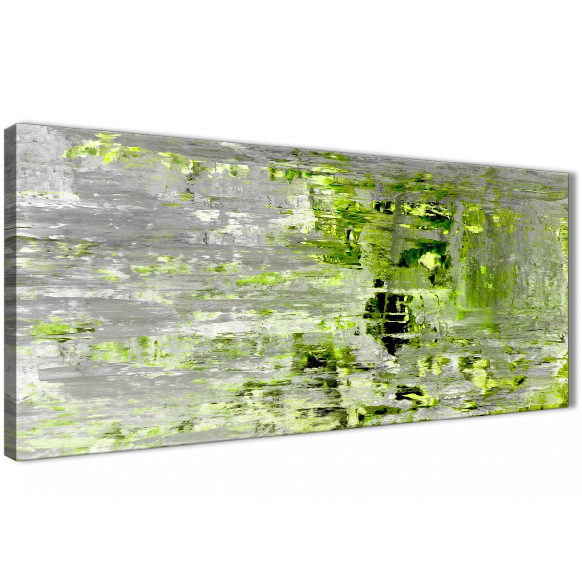 Wall Art Canvas Green