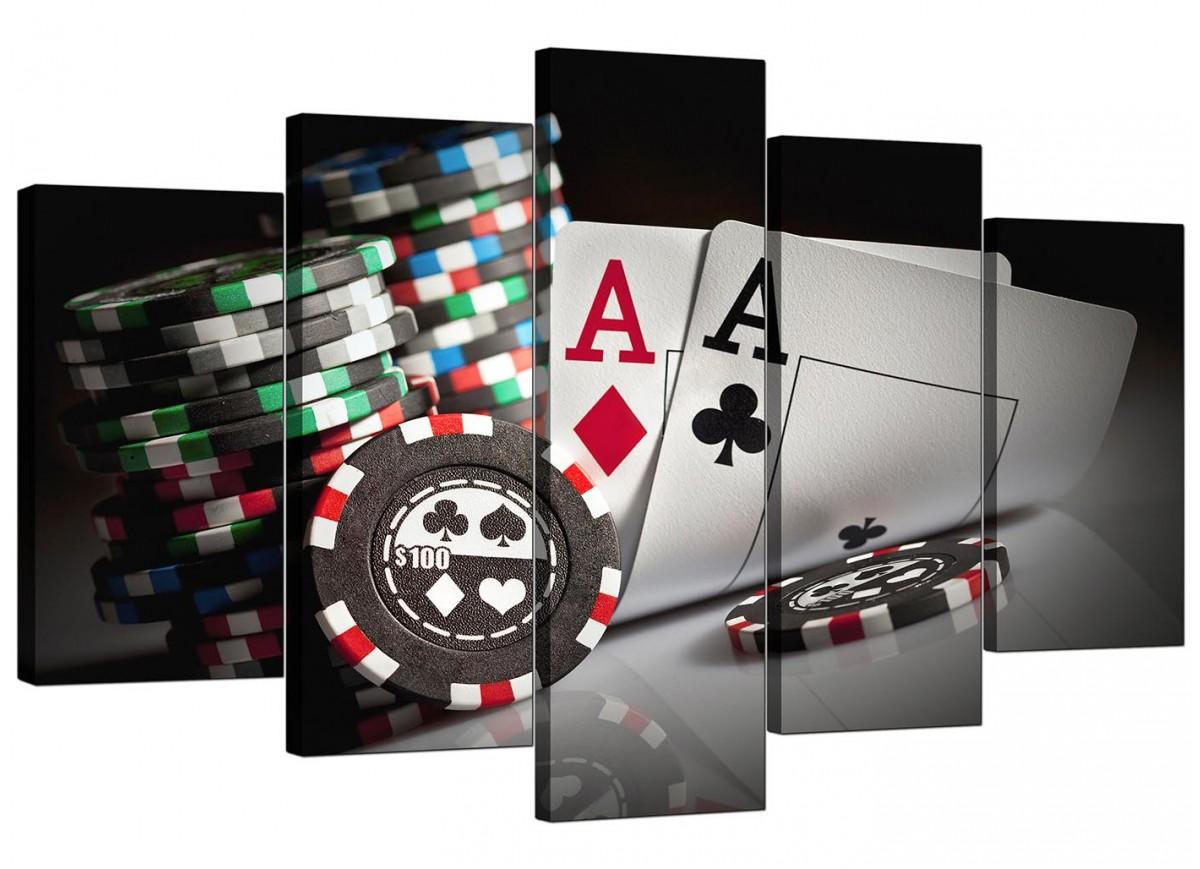 Poker artwork uk