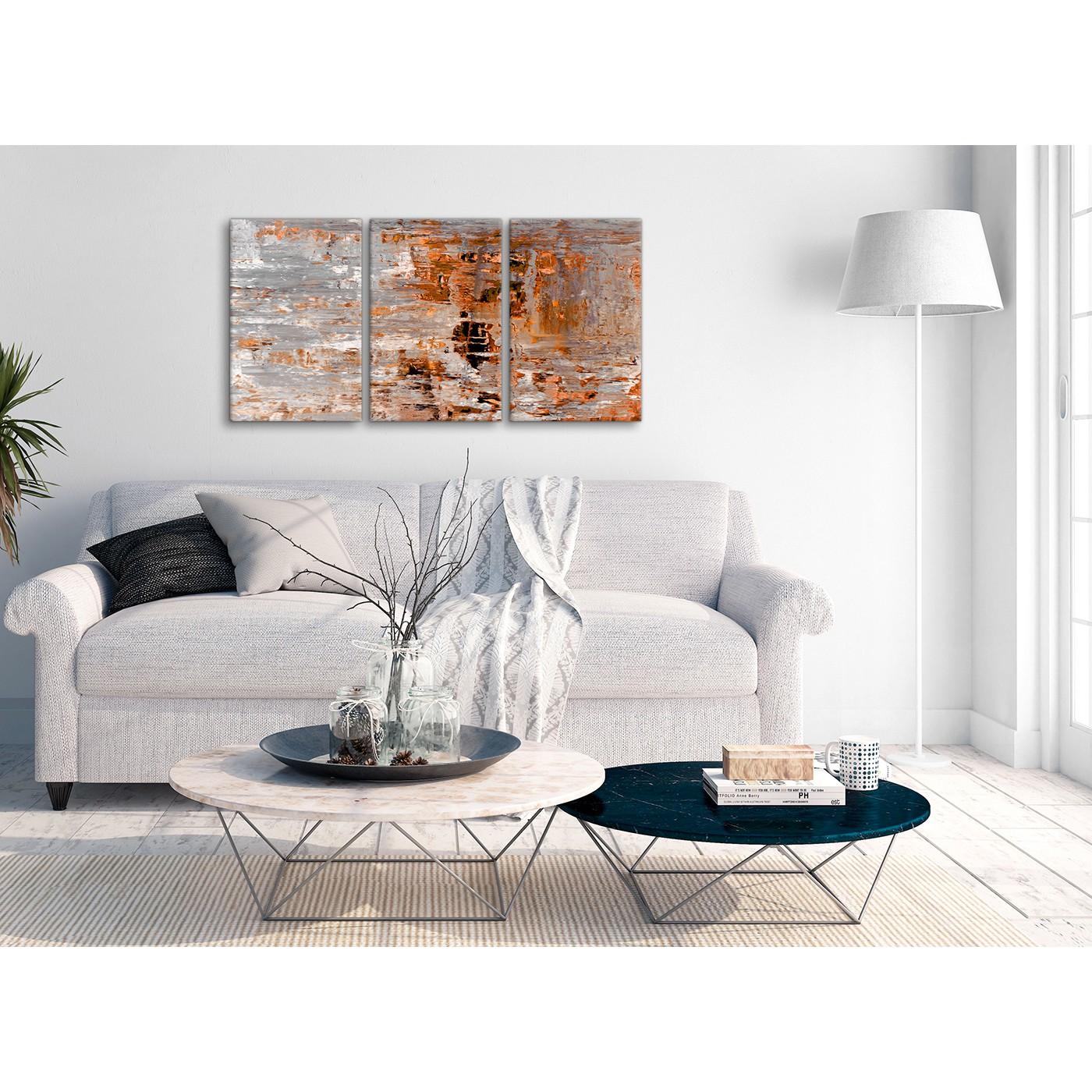 Magnificent Grey Orange Living Room Ideas - Living Room Design Ideas ...