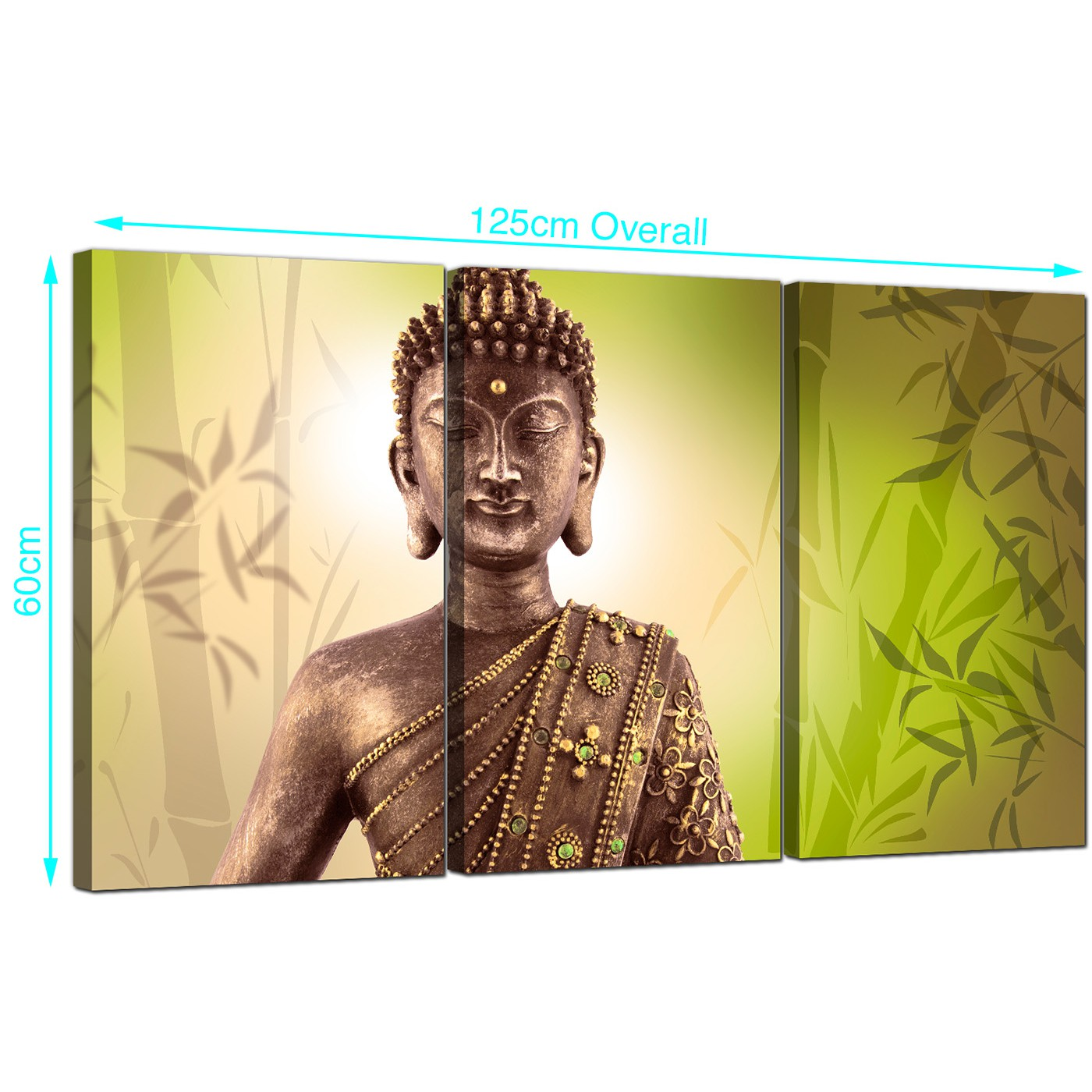 Stunning Set Of Three Wall Art Images - The Wall Art Decorations ...
