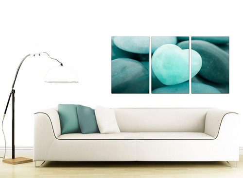 Set of 3 Abstract Canvas Wall Art 125cm x 60cm 3080
