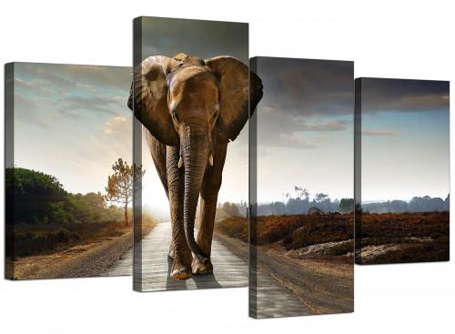 Cheap Canvas Pictures Living Room 130cm x 68cm 4209