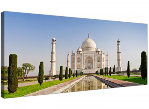 cheap panoramic canvas pictures living room 120cm x 50cm 1203