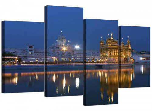 Cheap Canvas Prints UK Living Room 130cm x 68cm 4196