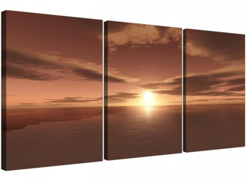 three-panel-ocean-sunrise-canvas-art-living-room-3275