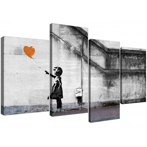 Cheap Large Canvas Wall Art Bedroom 130cm x 67cm 4225
