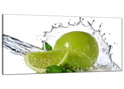 Cheap Green Canvas Pictures of Limes