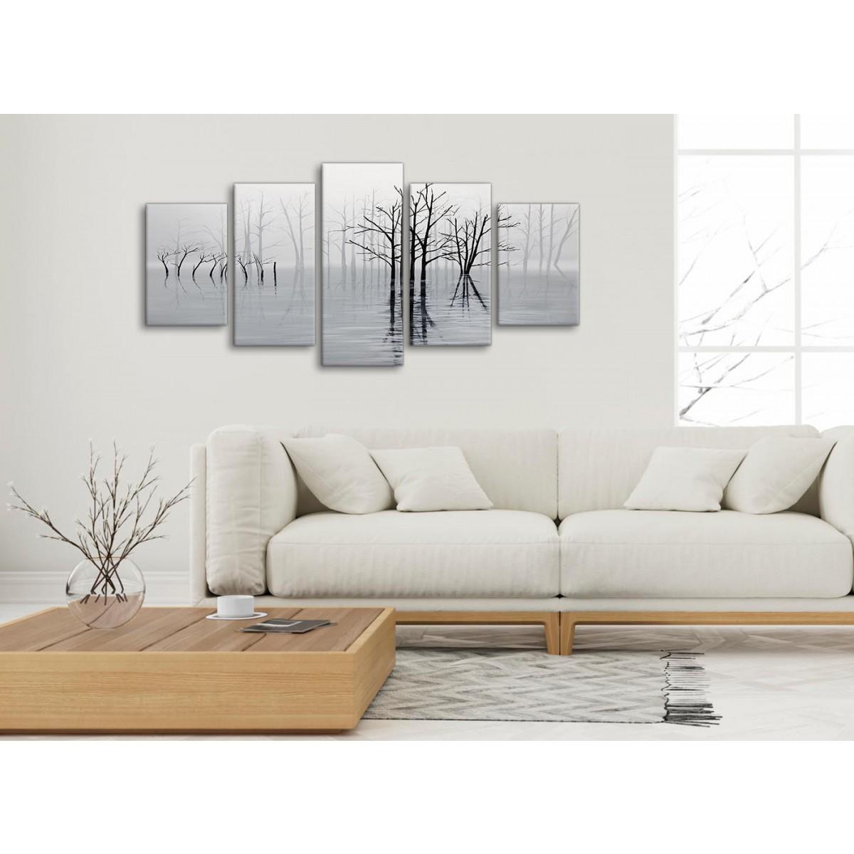 Bedroom Canvas Wall Art Uk