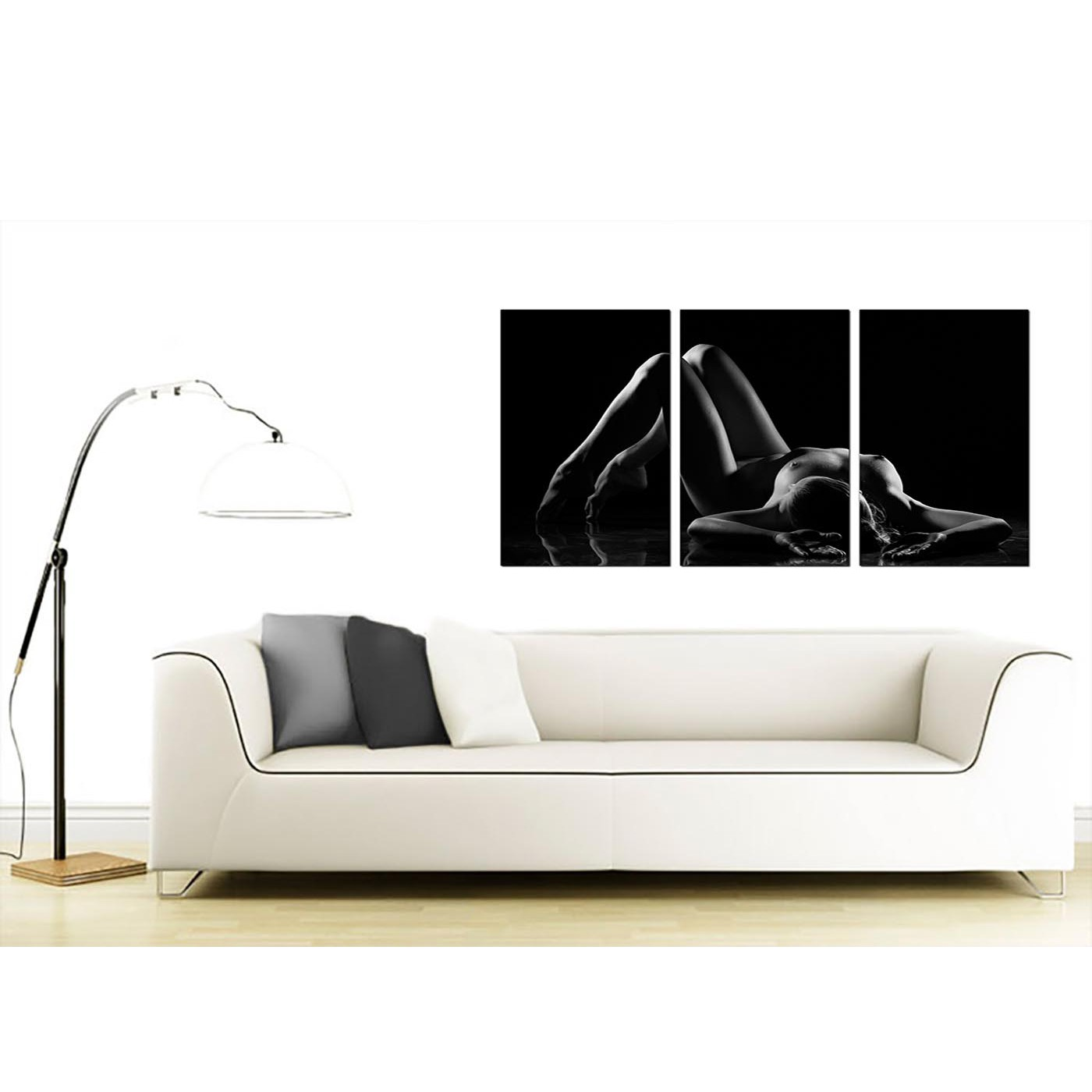 Display gallery item 4 3 panel erotic canvas prints uk 125cm x 60cm 3082 display gallery item 5