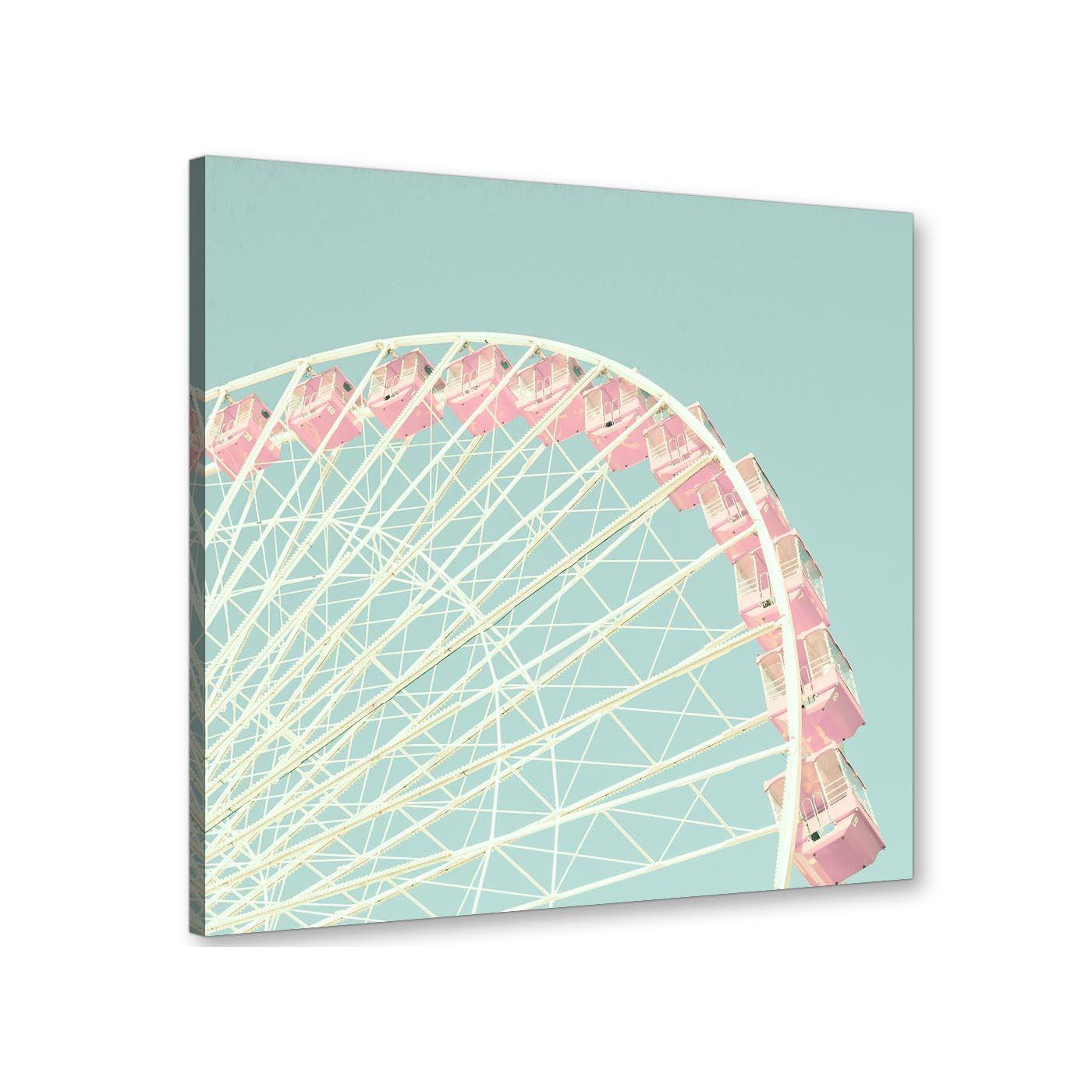 duck egg blue shabby. Display Gallery Item 3; Cheap Shabby Chic Duck Egg Blue Pink Ferris Wheel Lifestyle Canvas 49cm Square 1s282s For Your 4