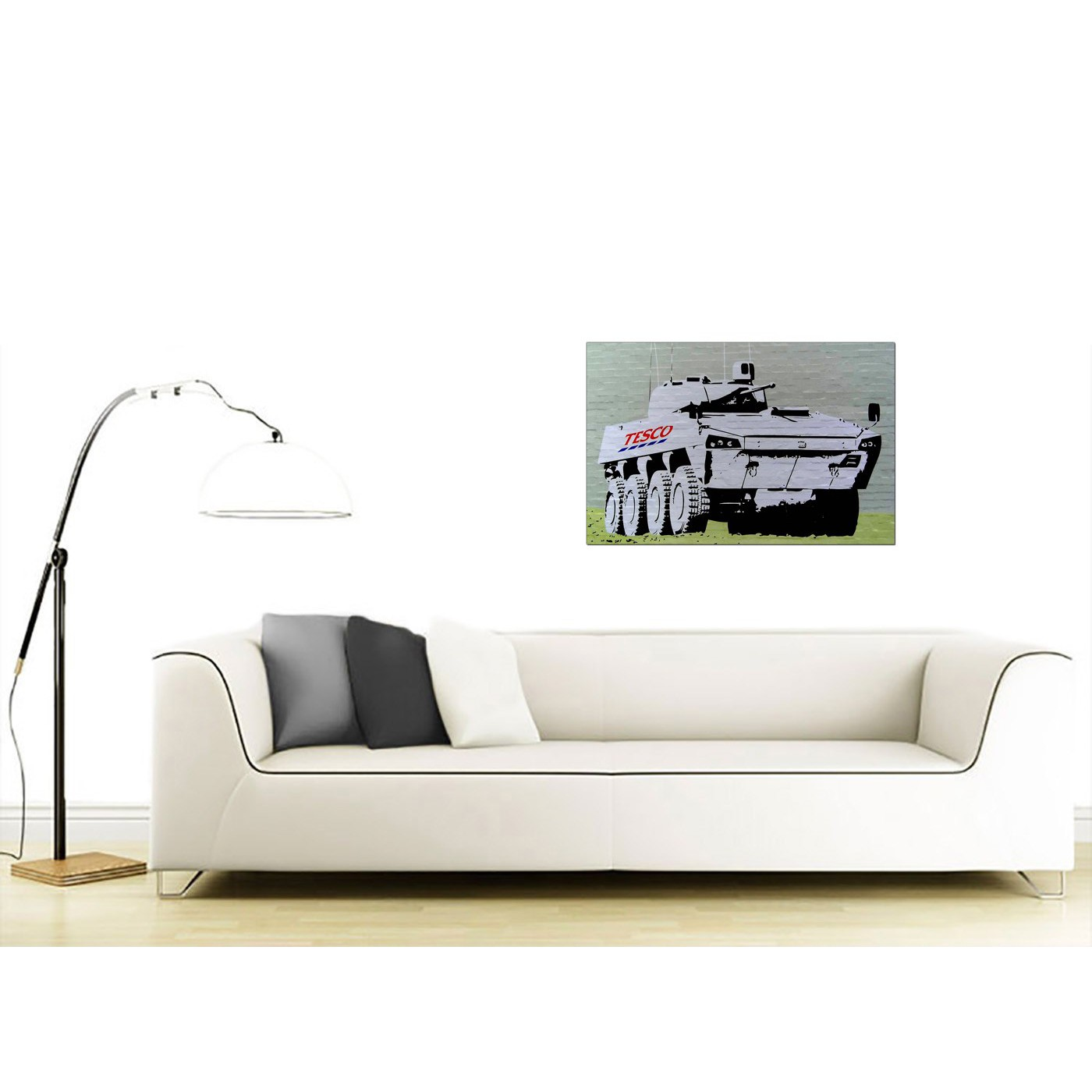 Display Gallery Item 2; Cheap Banksy Canvas Prints ...