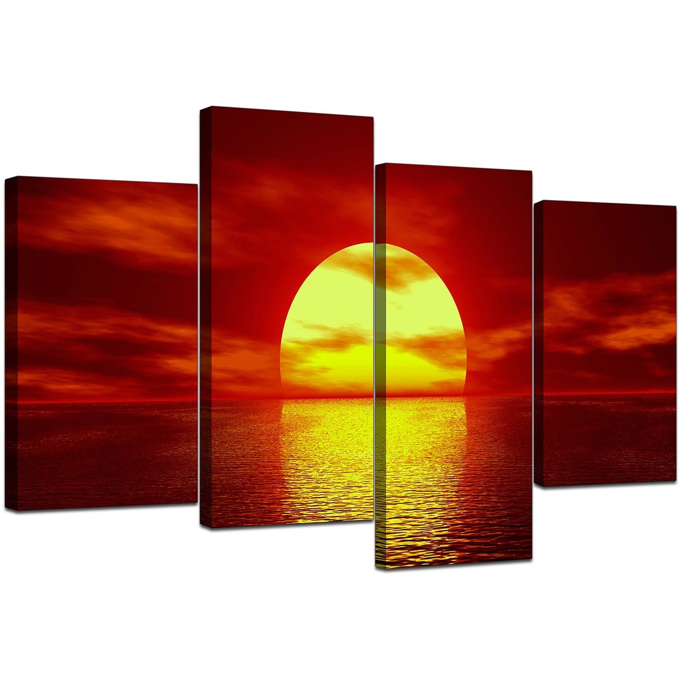 Cheap Living Room Canvas Art