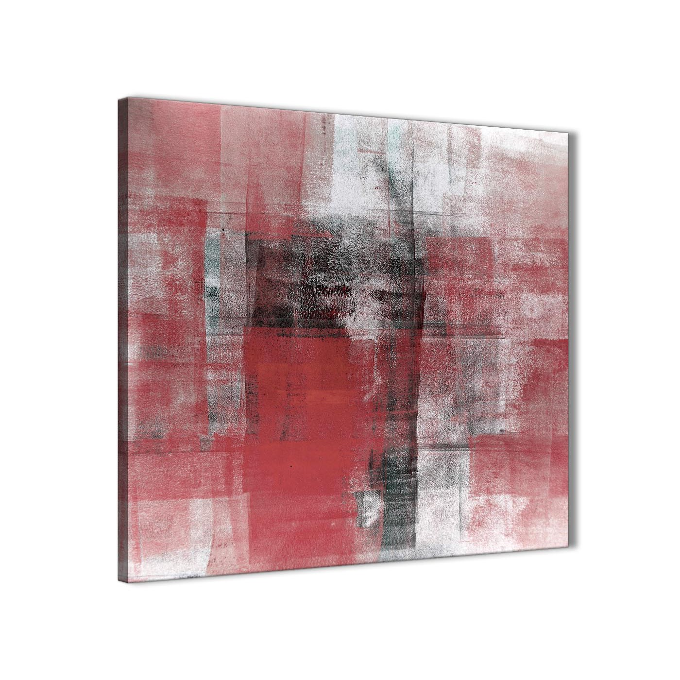 red black white painting bathroom canvas wall art accessories