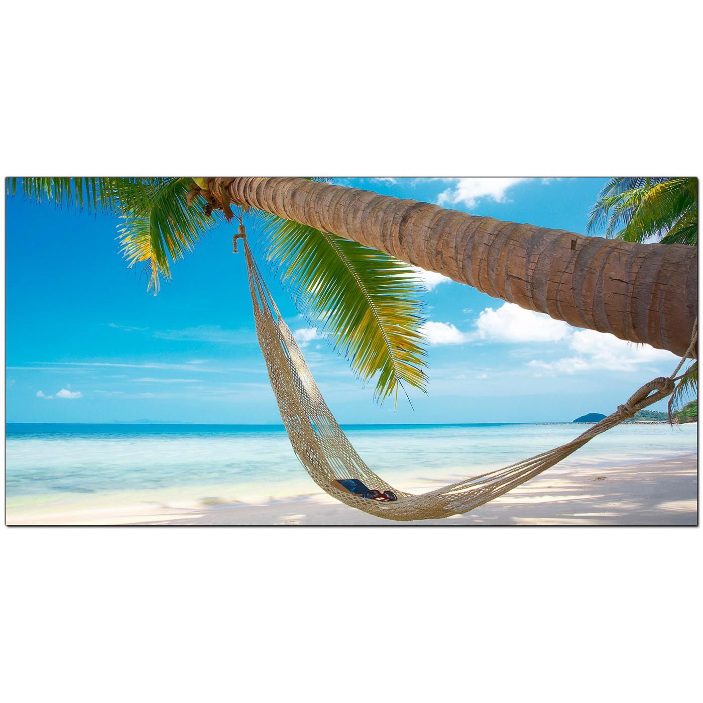 Display gallery item 2 blue bedroom panoramic canvas of beach display gallery item 3