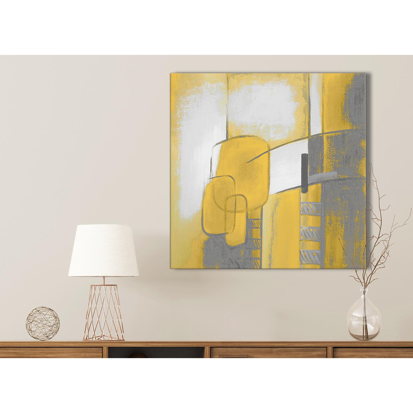 Fantastic Grey Wall Art Gallery - The Wall Art Decorations ...