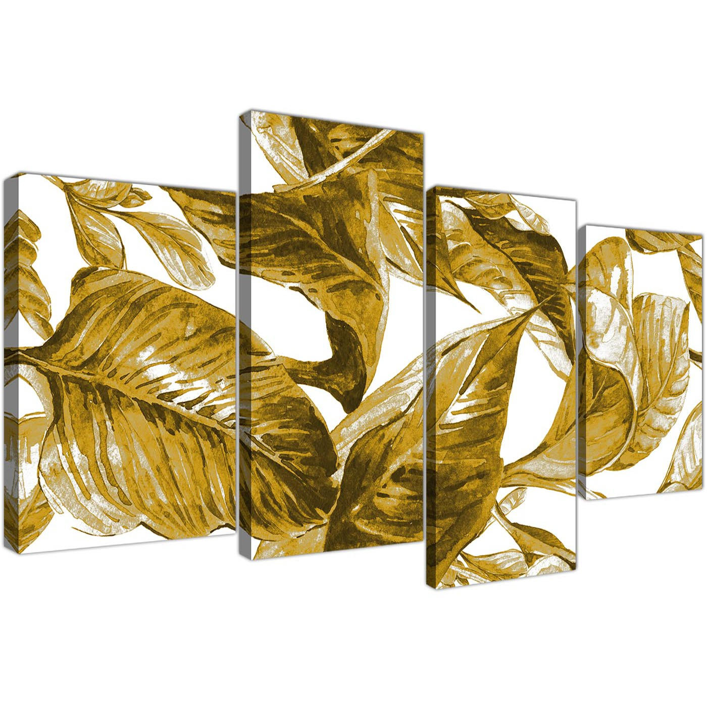 Exelent Tropical Leaf Wall Decor Model - Wall Art Collections ...