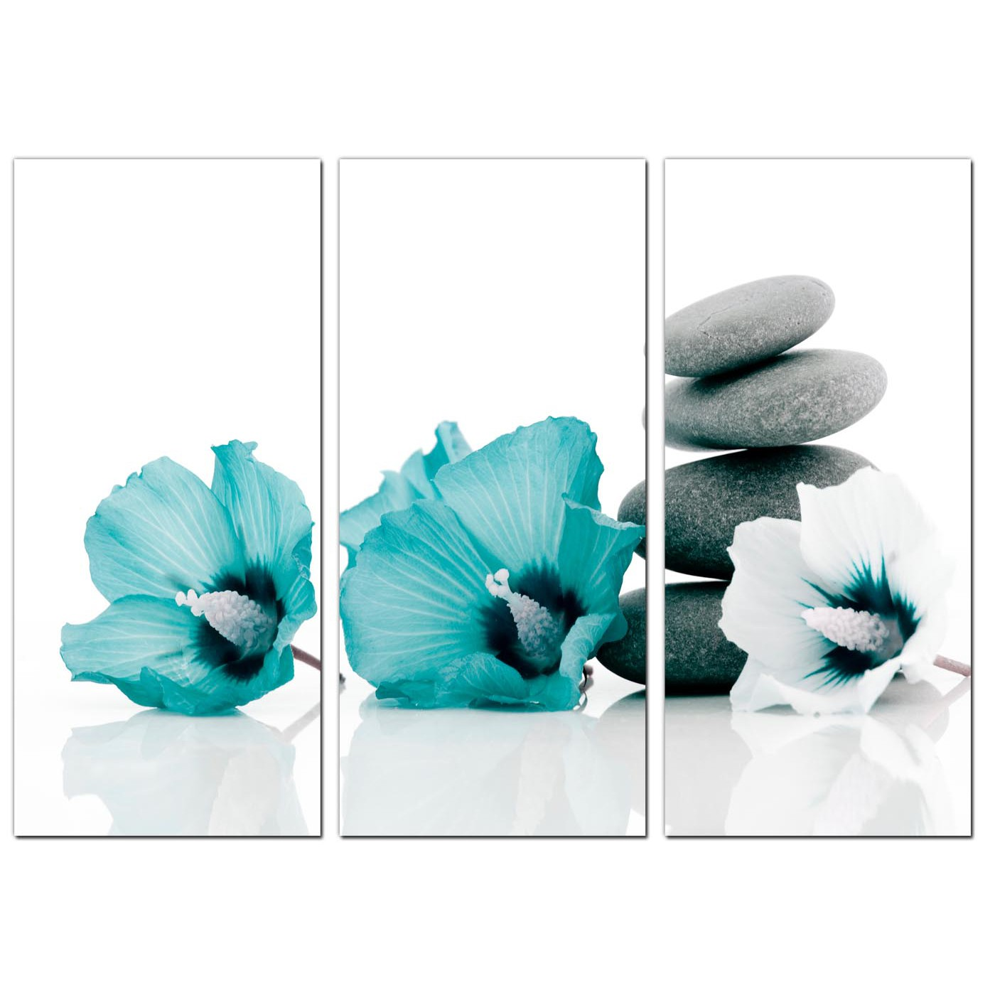 Display Gallery Item Set Of Turquoise Canvas Art Bathroom Display Gallery  Item With Bathroom Canvas