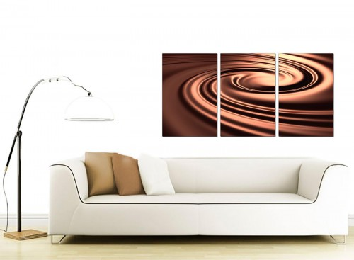 Set of 3 Abstract Canvas Wall Art 125cm x 60cm 3061