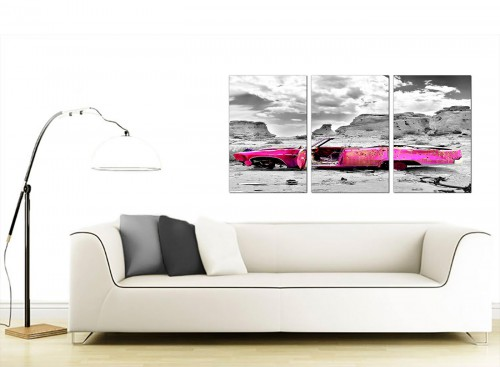 3 Panel Landscape Canvas Prints 125cm x 60cm 3145
