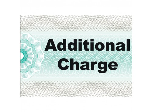 Additional Charge (Bespoke)