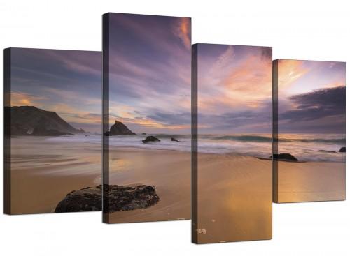 Cheap Canvas Prints UK Bathroom 130cm x 68cm 4198