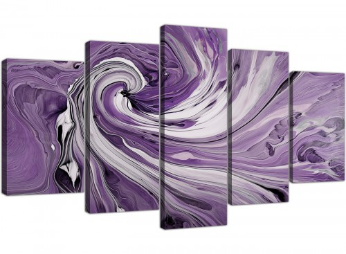 extra large canvas pictures living room set of five 5270
