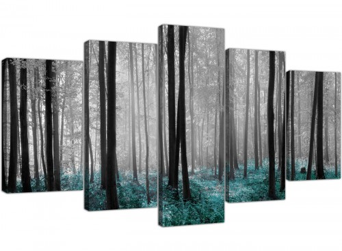 extra large canvas prints girls bedroom 5 piece 5242