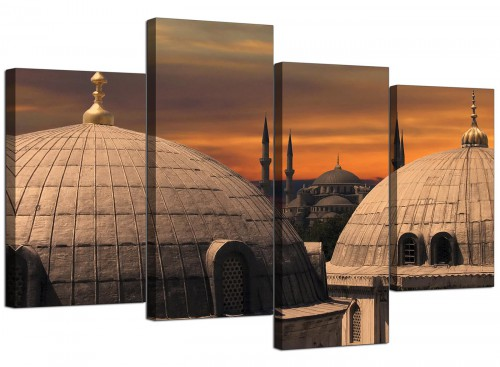 Cheap Canvas Prints Living Room 130cm x 68cm 4192