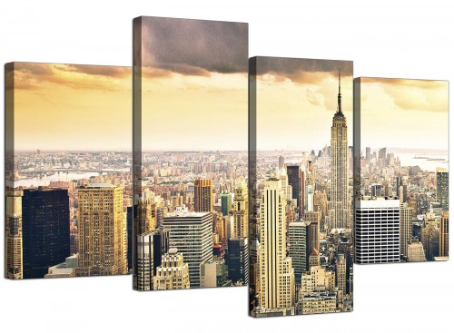 Cheap Canvas Prints Office 130cm x 68cm 4201