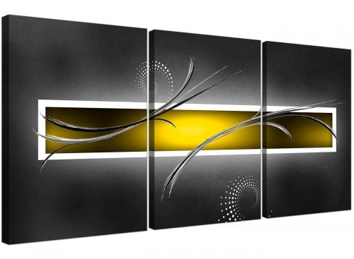 set of 3 abstract canvas prints uk bedroom 3259