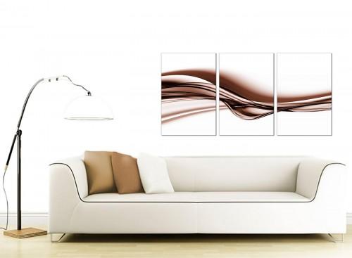 3 Panel Abstract Canvas Prints UK 125cm x 60cm 3034