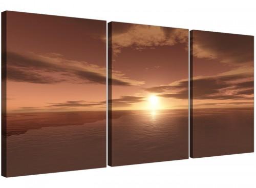 three-panel-ocean-sunrise-canvas-art-living-room-3275
