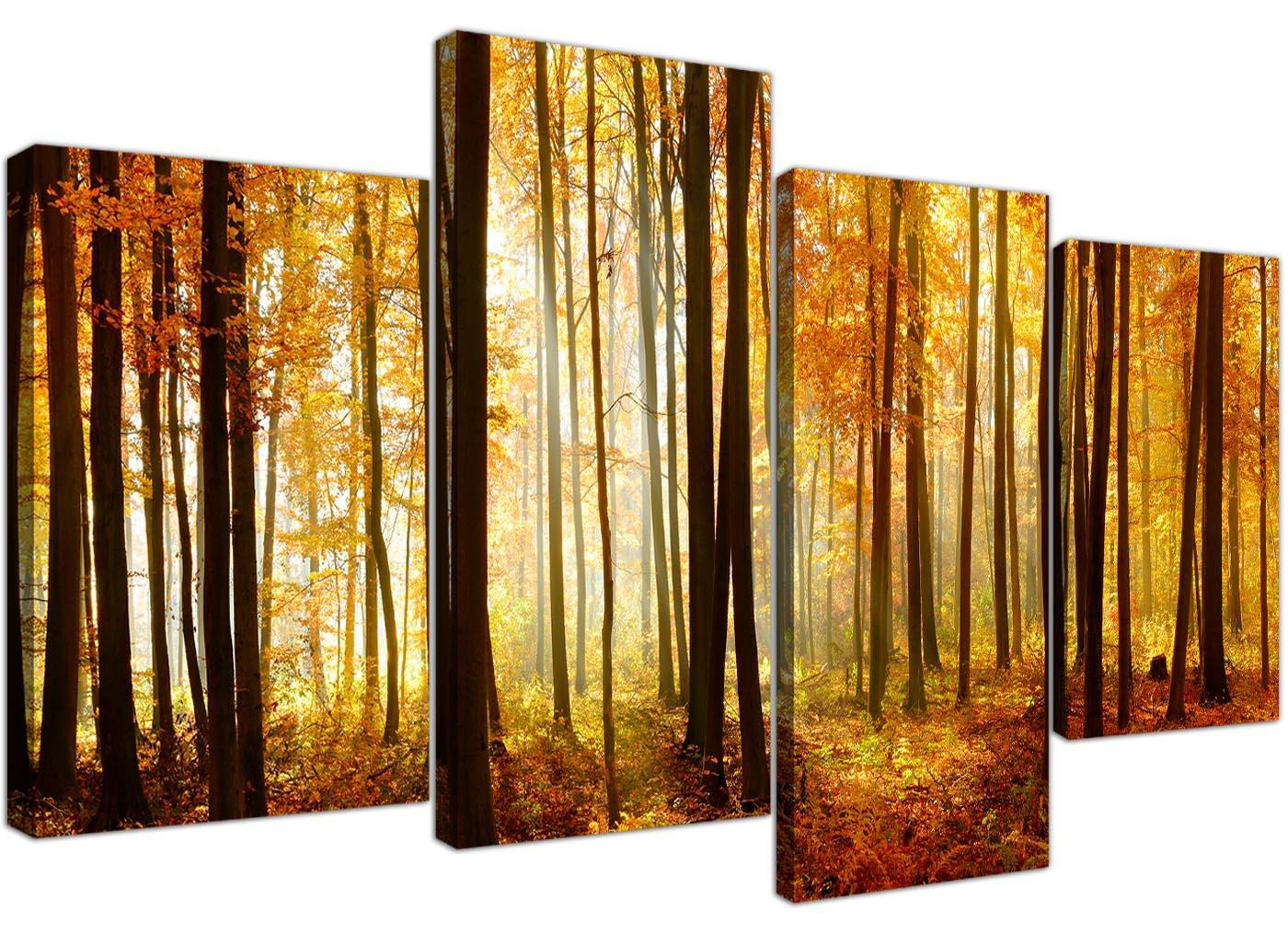 Exelent Tree Canvas Wall Art Gallery - Home Wall Art Decor ...