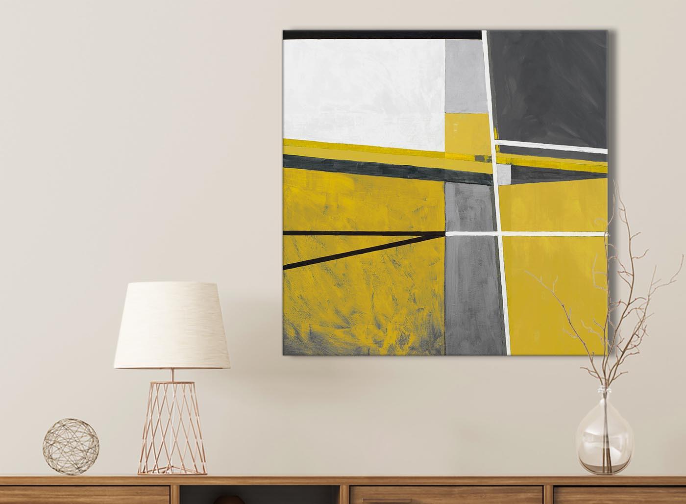 Yellow Wall Art Uk Elitflat