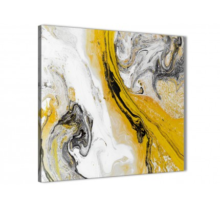 Yellow Canvas Pictures Prints Wall Art Free Delivery