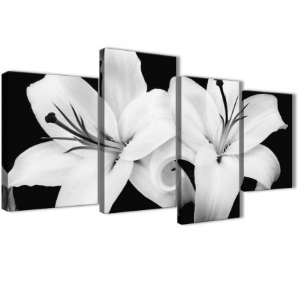 Black And White Canvas Pictures Prints Wall Art Free