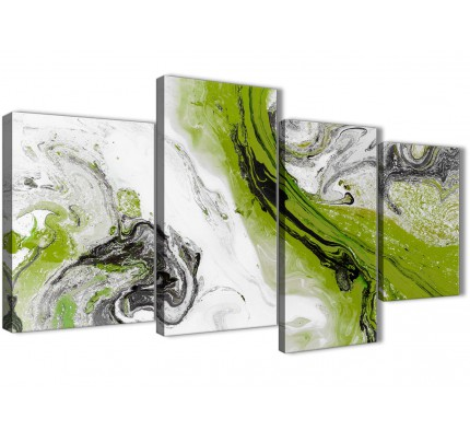 Green Canvas Pictures Prints & Wall Art - FREE Delivery