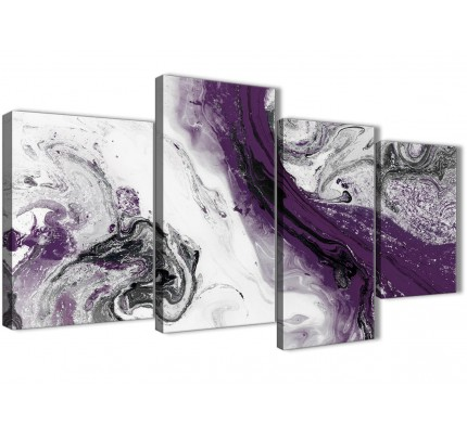 Purple Canvas Pictures Prints & Wall Art - FREE Delivery