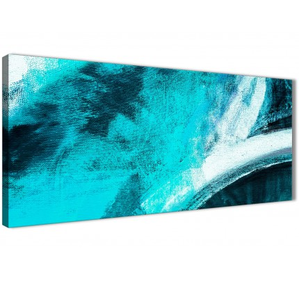 Teal Canvas Pictures Prints & Wall Art - FREE Delivery